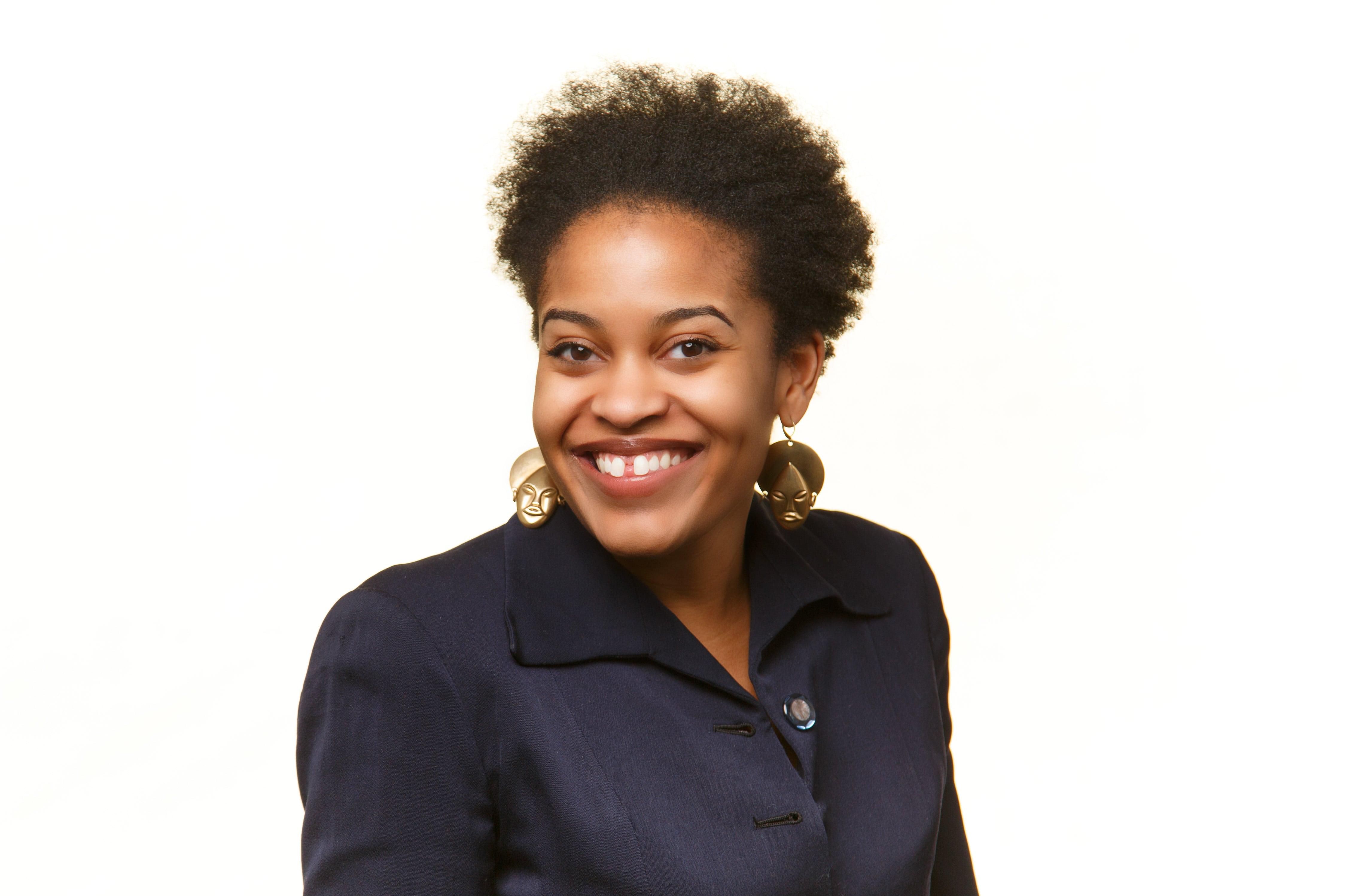 2015 New Voices Scholar Ayana Contreras